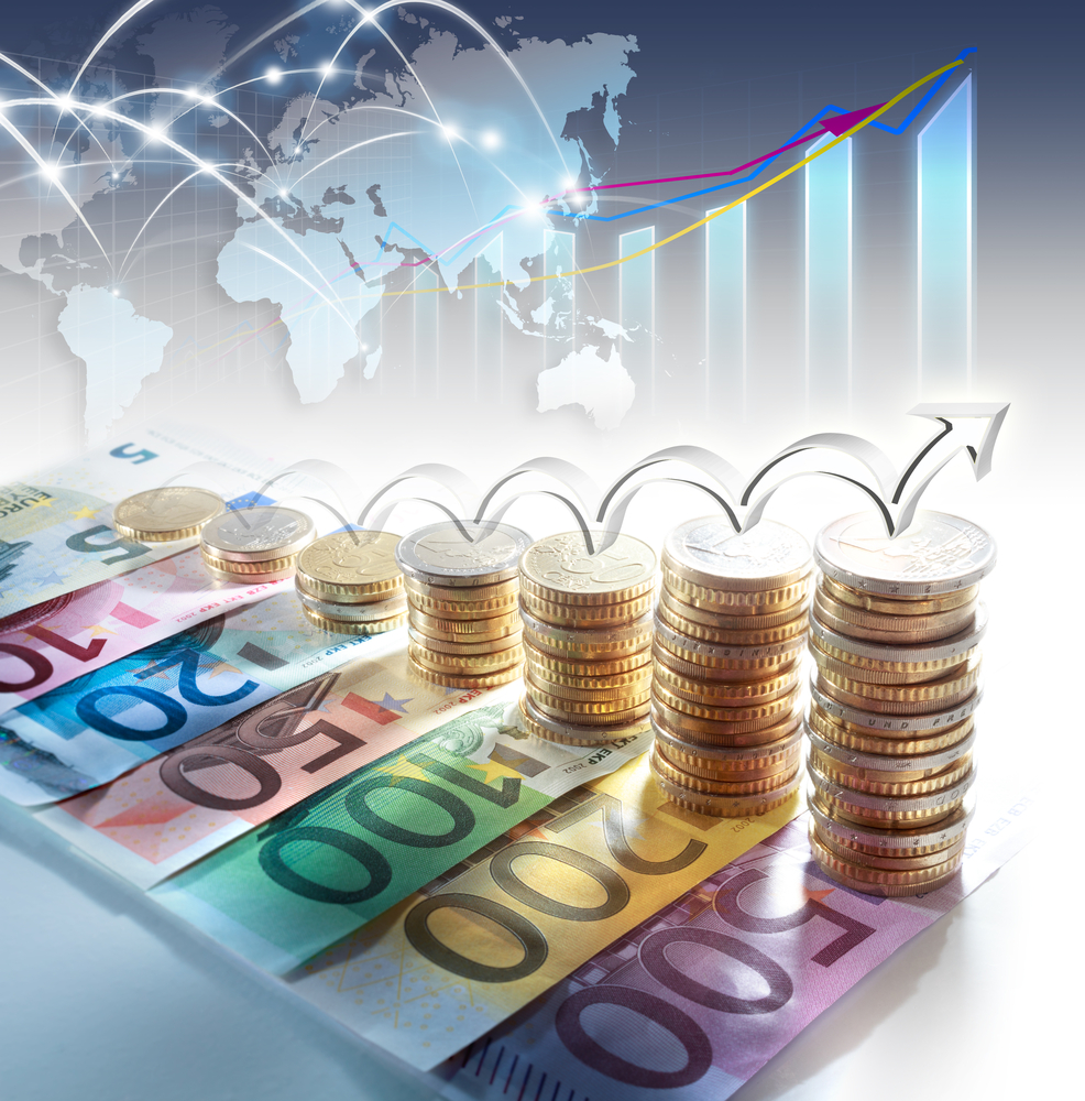 konto bankowe, euro, waluty, finanse