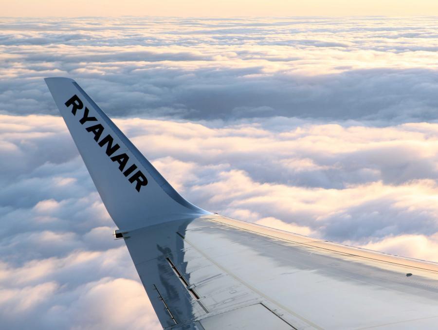 Tanie linie lotnicze Ryanair