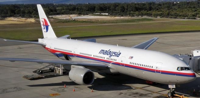 Separatyści -samolot malezyjski