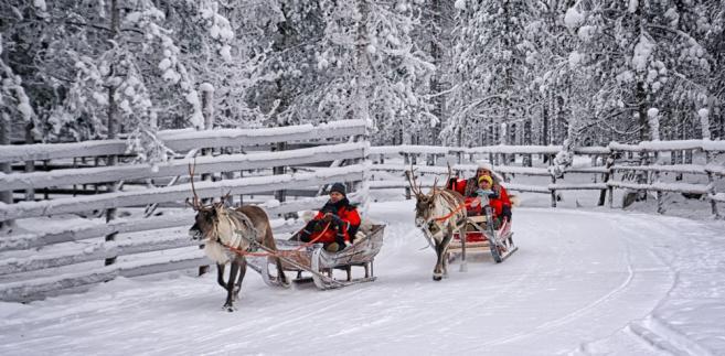 Rovaniemi, Laponia, Finlandia