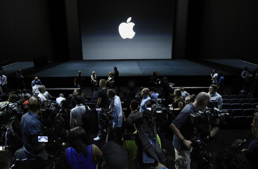 Konferencja Apple. 09.09.2015