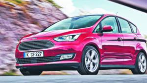 <span lang=EN-US xml:lang=EN-US>Ford C-max</span> materiały prasowe