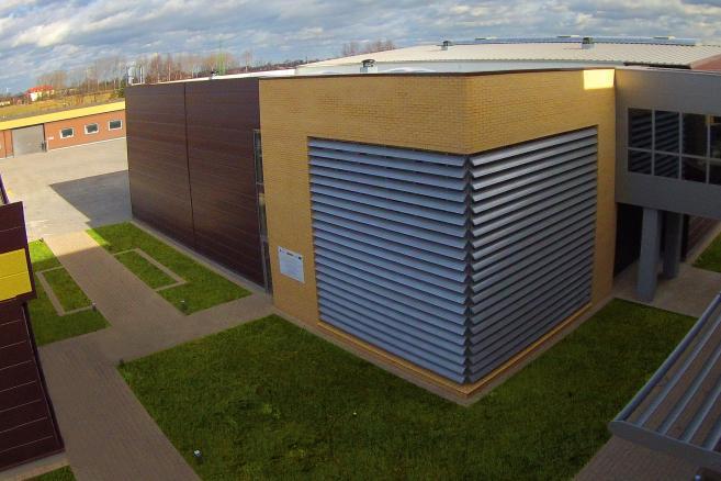Wielton - Centrum Badawczo-Rozwojowe (CBR) w Wieluniu