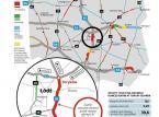 Autostrada dla papieża, korki będą nieziemskie