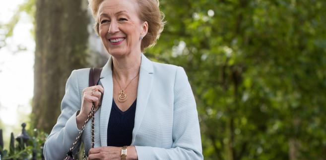 Andrea Leadsom, brytyjska minister energii. Londyn, 7.07.2016