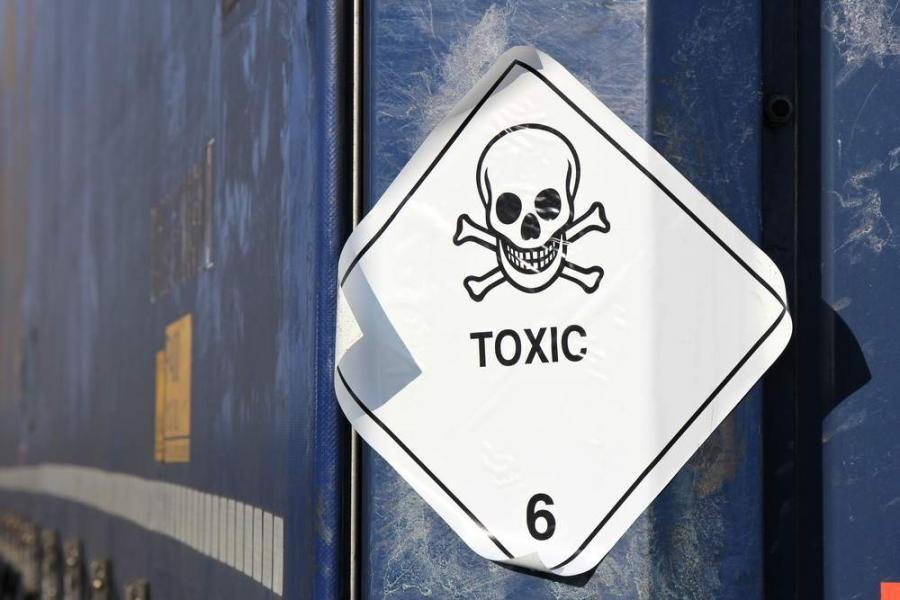 Toksyczne chemikalia