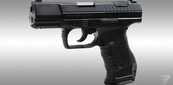 Pistolet samopowtarzalny P99