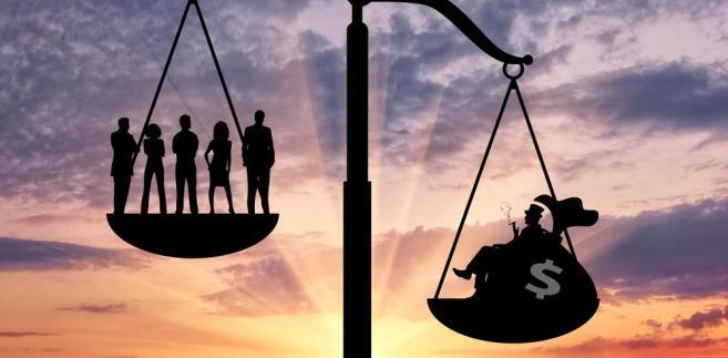 nierówności społeczne