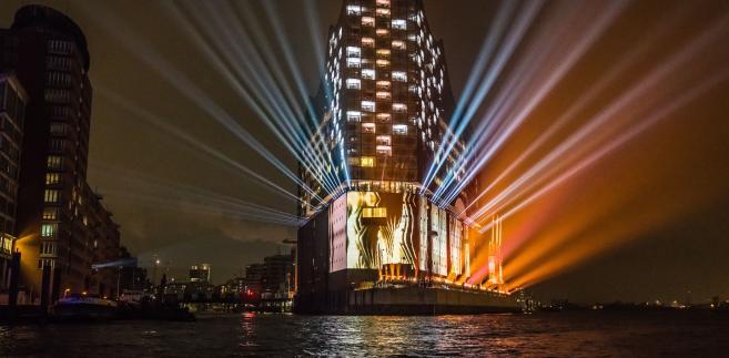 Otwarcie filharmonii w Hamburgu. Fot. Ralph Larmann