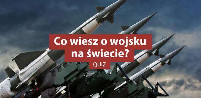 quiz - wojsko