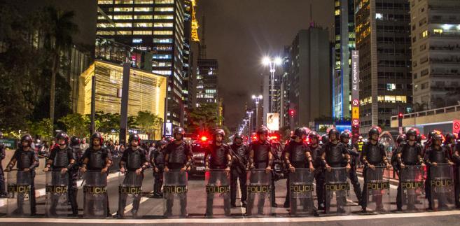 brazylia zamieszki