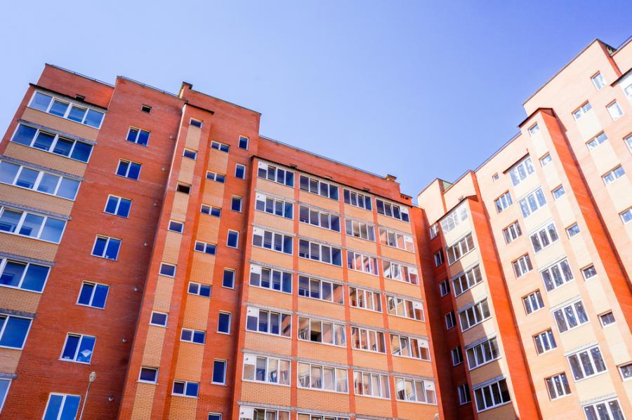 blok, mieszkanie, nieruchomość