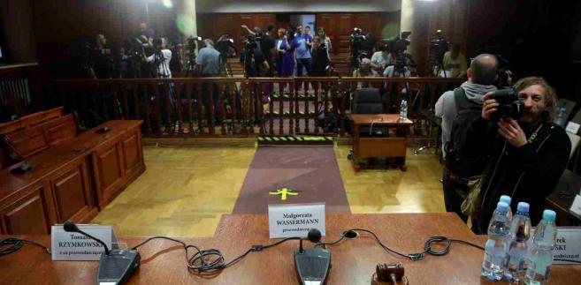 Posiedzenie sejmowej Komisji śledczej ds. Amber Gold fot.Tomasz Gzell