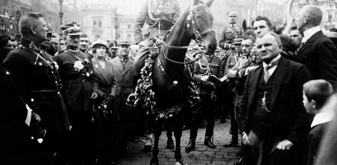 Wojska polskie wkraczają na Śląsk, 22.06.1922 r. fot. NAC