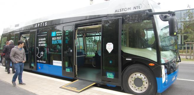 Autobus  Aptis2