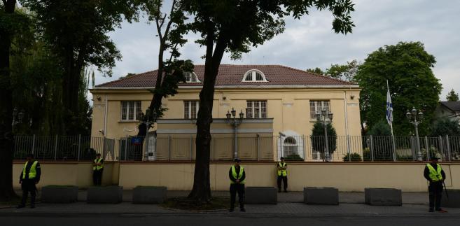 ambasada Izraela