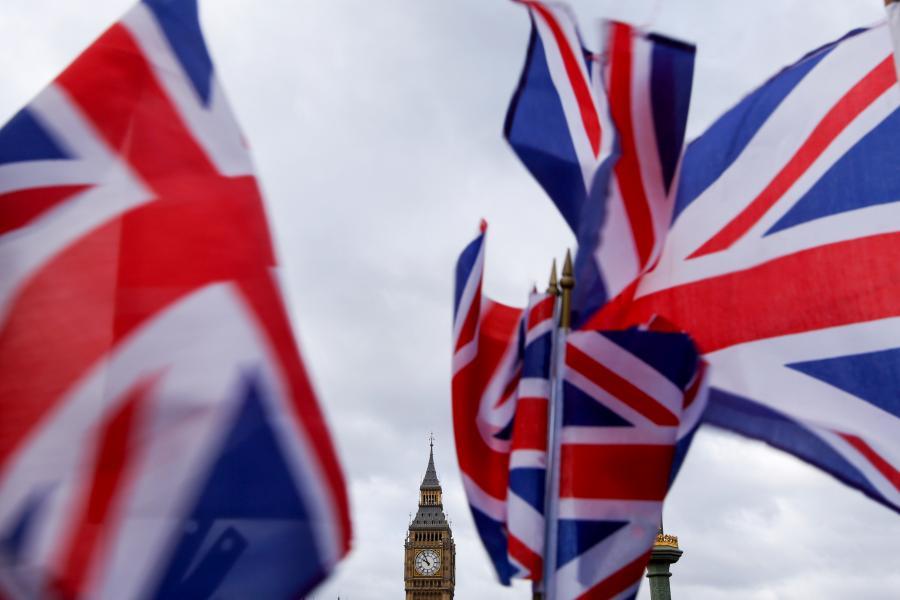 Flagi Wielkiej Brytanii