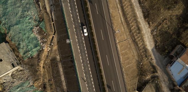 Inteligentna autostrada w Chinach