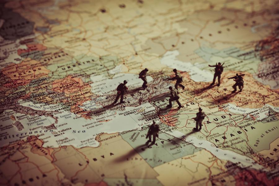 syria mocarstwa