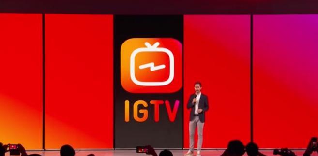 Debiut IGTV w San Francisco, 20 czerwcafot. YouTube