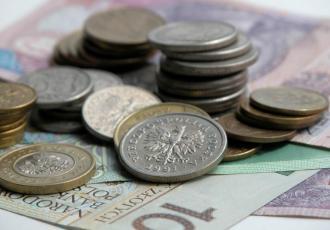 Będą mniejsze dochody budżetu w 2009