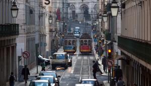 Lizbona, stolica Portugalii.