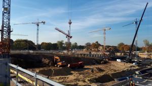 Budowa Muzeum Historii Polski Budimex