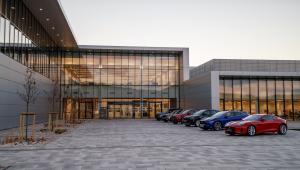 Fabryka Jaguara na Słowacji. Materiały prasowe