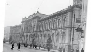 Budynek Banku Polskiego w Warszawie fot. NAC