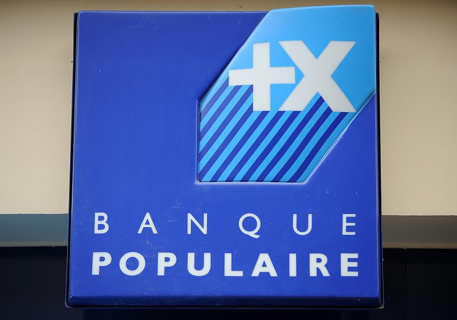 Banque Populaire. Fot. Bloomberg