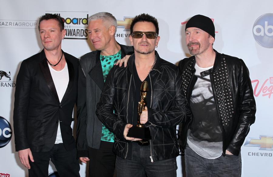Zespół U2.