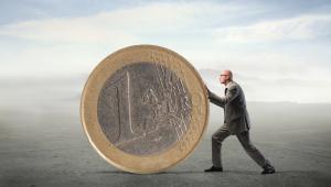 Stabilizowanie euro to syzyfowa praca? fot. olly