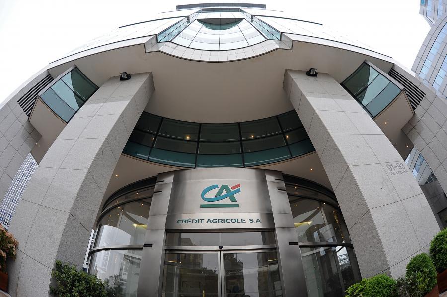 Główna siedziba Credit Agricole
