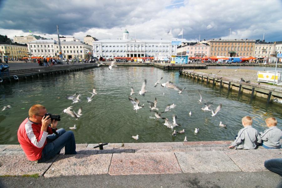 Helsinki w Finlandii