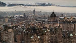 Edynburg, Szkocja, Fot. Dennis van de Water