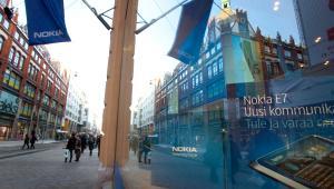 Sklep Nokii w Helsinkach