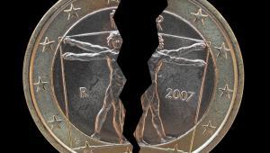 Pęknięte Euro
