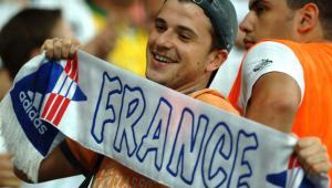 Kibic Francji