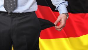 niemcy, długi