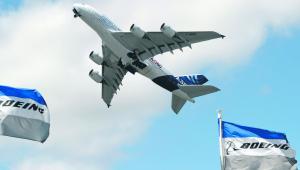 Boeing i Airbus najchętniej zdławiłyby wszelką konkurencję i przejęły cały zysk. A jest on ogromny: szacuje się, że następne dwie dekady dadzą zamówienia na ponad 0,5 bln dolarów. fot Reuters/Forum