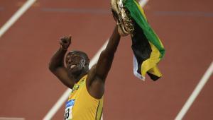 Usain Bolt - człowiek błyskawica