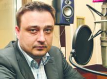 Mariusz Dąbrowski, prezes EuroLOT Wojciech Górski