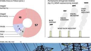 Energetycy porzucają gaz  Do łask wraca węgiel - - Forsal pl